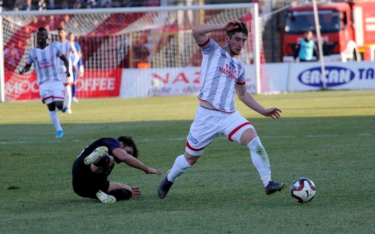 Rahmi Anıl Başaran Trabzonspor'la anlaştı