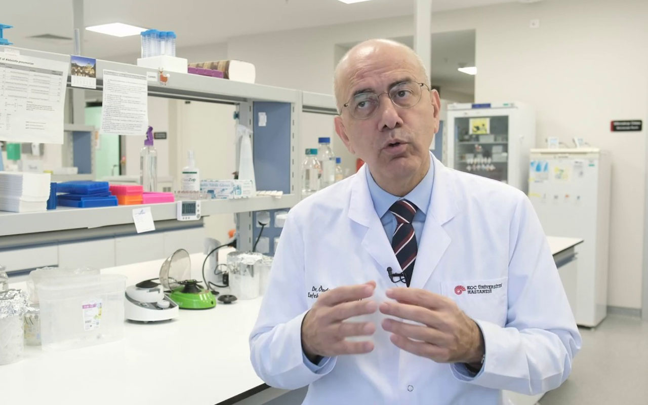 İstanbul'da koronavirüs bağışıklık oranı yüzde kaç? Prof. Önder Ergönül rakamı verdi