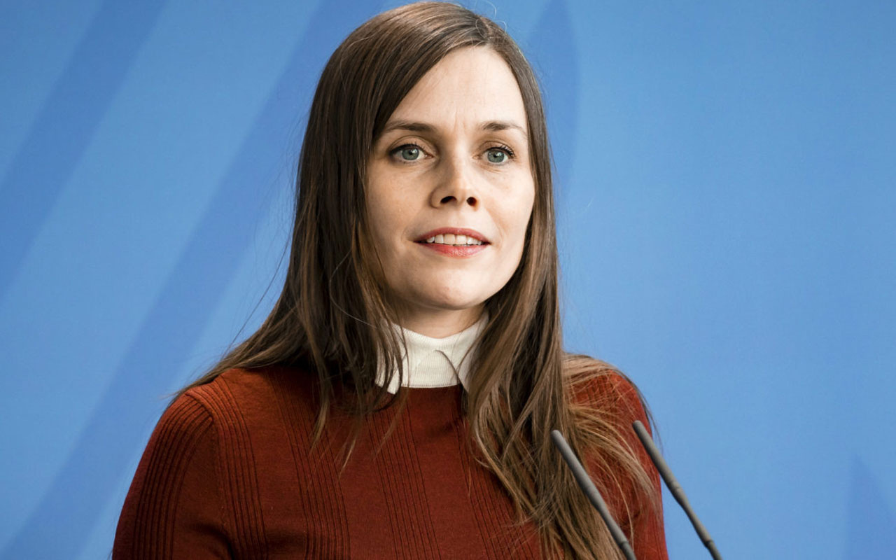 İzlanda Başbakanı başarının sırrını açıkladı! Siyasetçi egonuzu bırakın