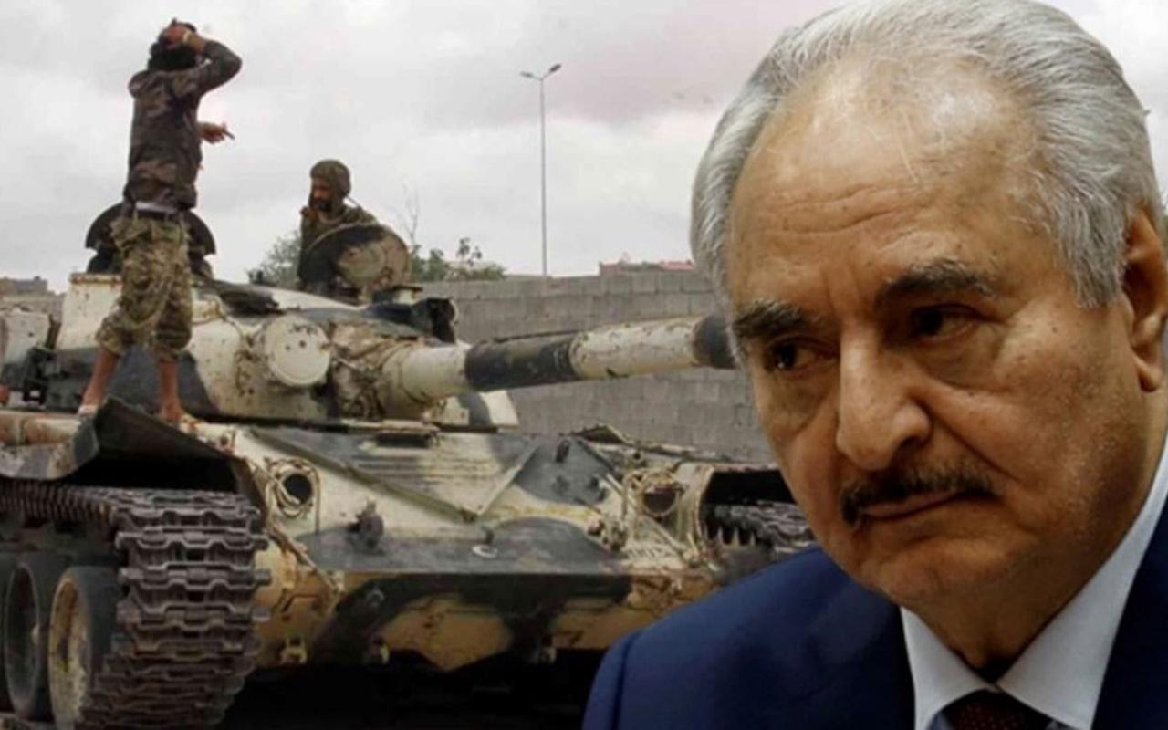 Libya'da Kaddafi yanlılarından, Hafter ile ayrılık mesajı