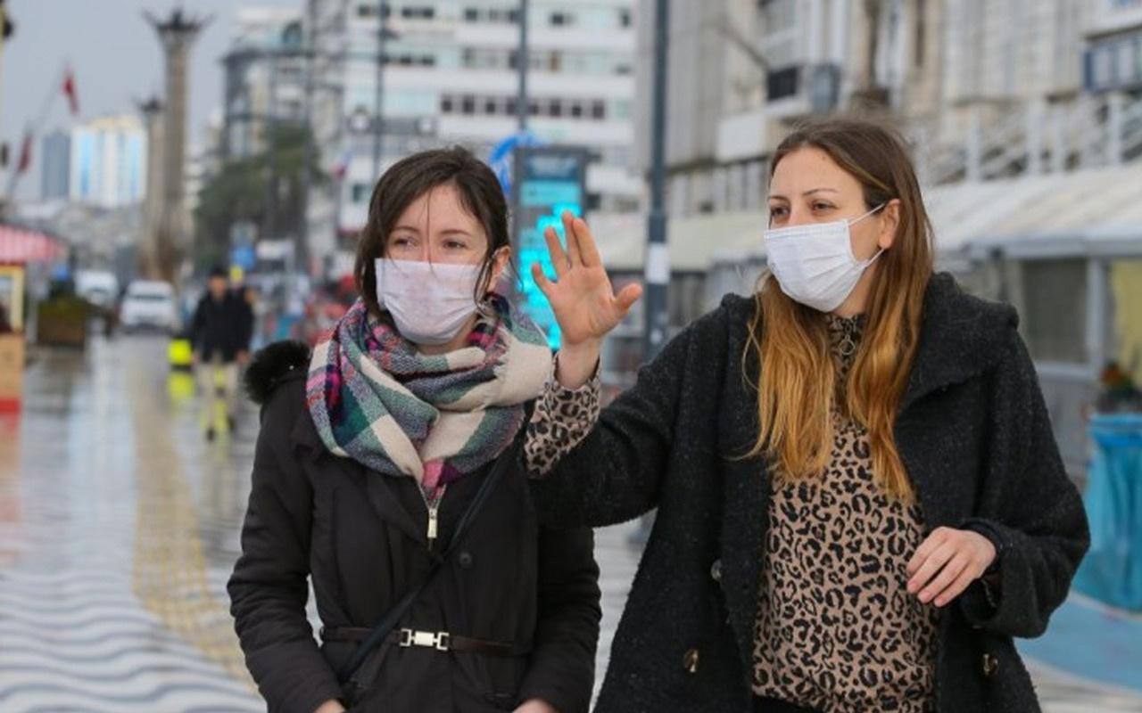 Iğdır'da da maskesiz sokağa çıkmak yasaklandı