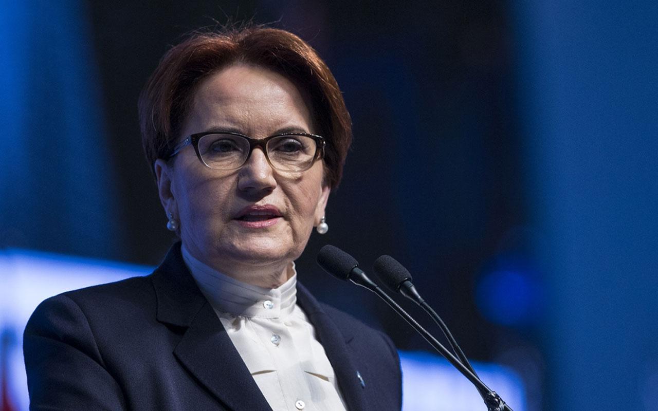 İYİ Parti'den bomba açıklama! Millet İttifakı'nın cumhurbaşkanı adayı Meral Akşener mi?