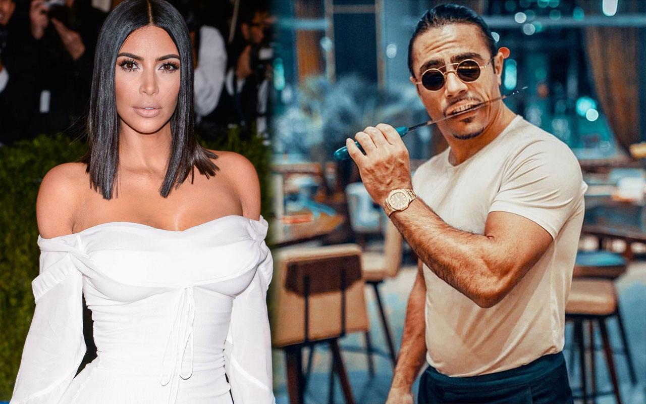 Nusret Gökçe'den Kim Kardashian'a sosyal medyadan lahmacun göndermesi