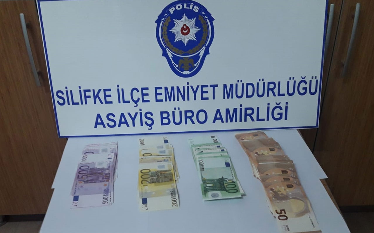 Mersin'de yaşlı kadını üçüncü kez dolandıracakken yakalandı