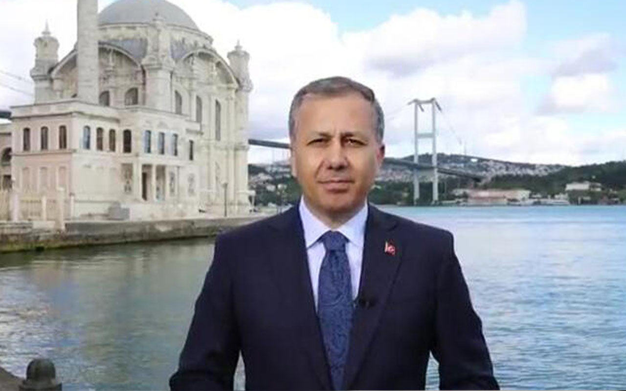 İstanbul Valisi Ali Yerlikaya'dan Ramazan Bayramı mesajı