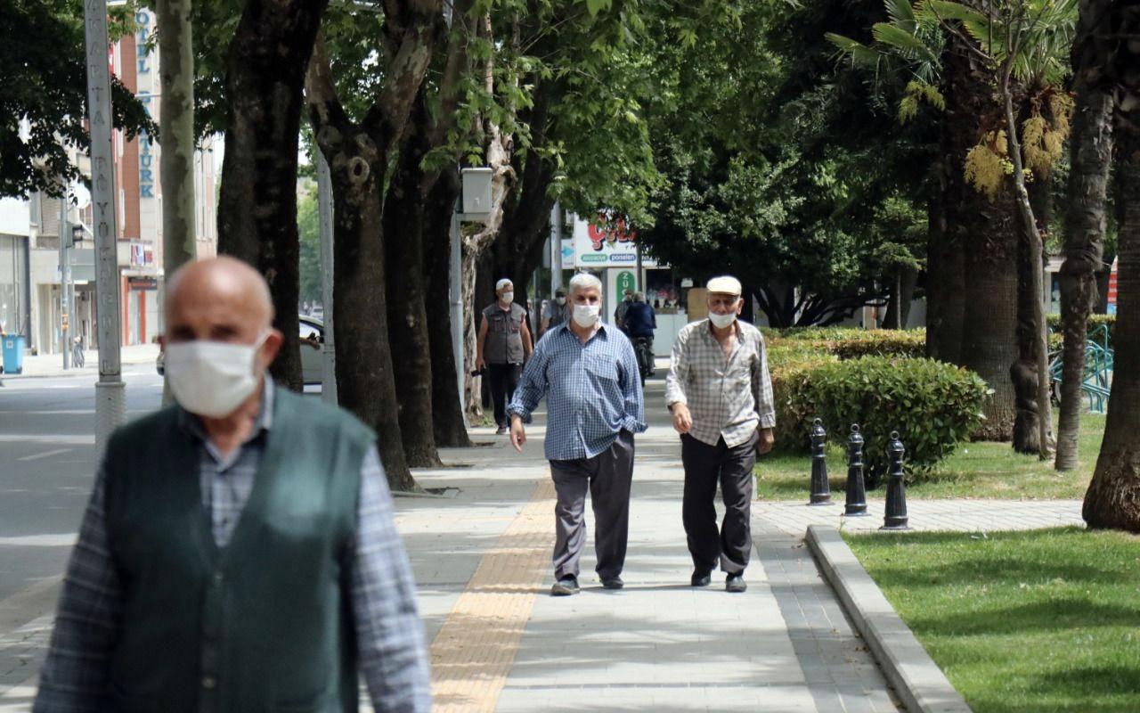 65 yaş üstü sokağa çıkma izni bugün kaç saat ne zaman bitecek?