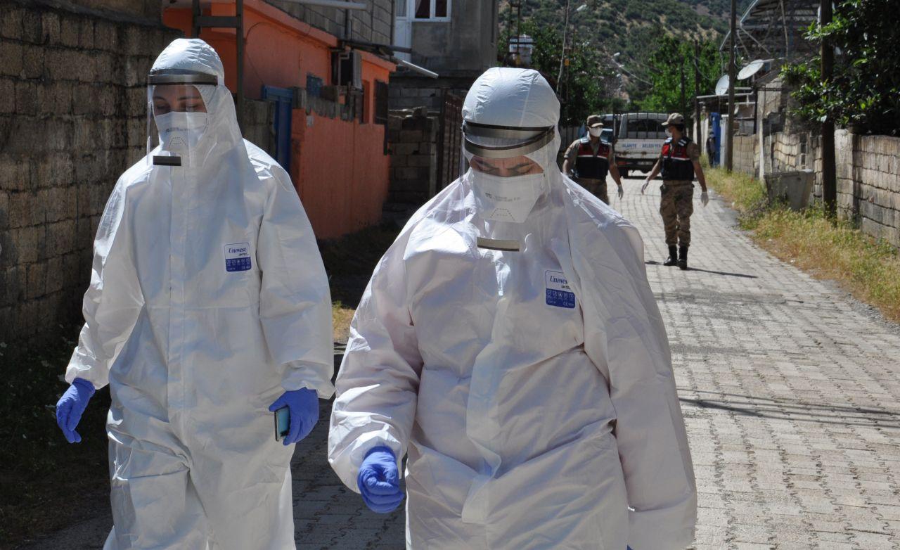 Gaziantep'te hasta ziyareti pahalıya patladı! 48 kişi karantinaya alındı