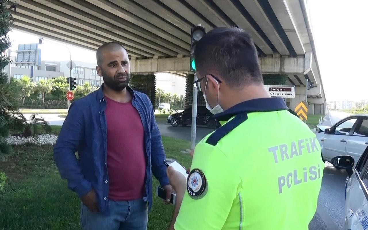 Kaza yapınca 'gazeteciyim' diyerek kurtulmaya çalıştı