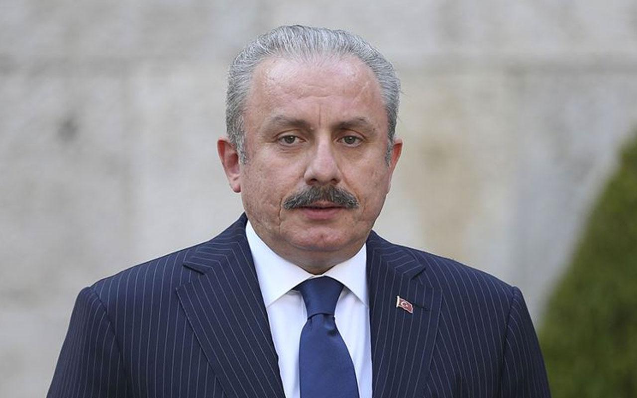 TBMM Başkanı Mustafa Şentop'tan 'Meclis neden toplanmıyor' eleştirilerine cevap