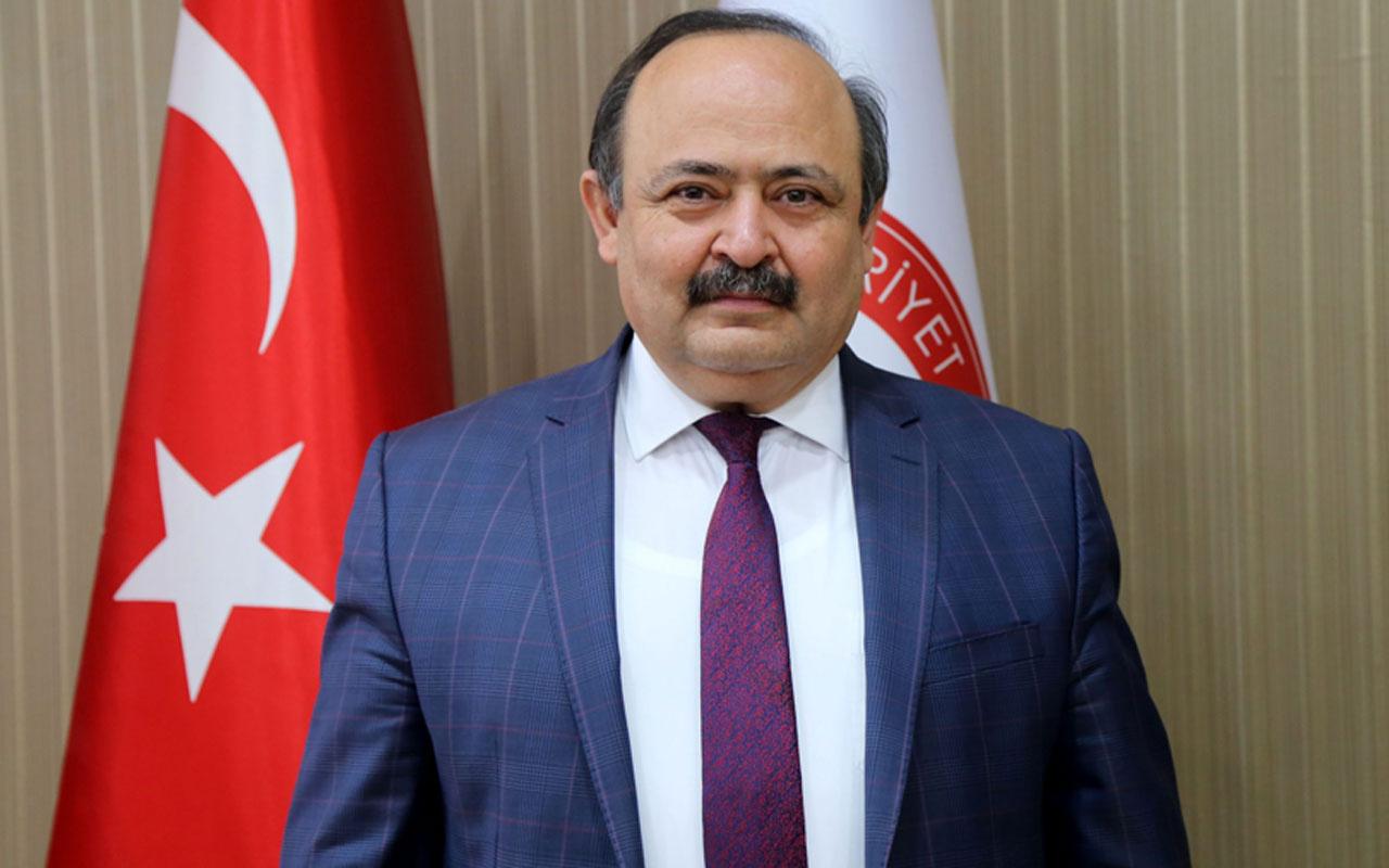 Türkiye koronavirüste pik noktayı 11 Nisan'da gördü! Prof. Dr. İlhan Çetin açıkladı