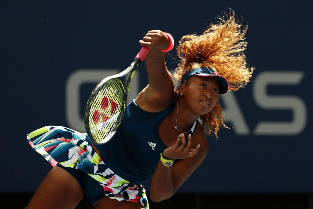 Dünyanın en çok kazanan tenisçisi Serena Williams'ı deviren Japon Osaka oldu