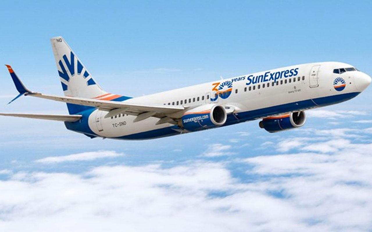 SunExpress'den iç hat uçuşlarını 4 Haziran'da başlatma kararı