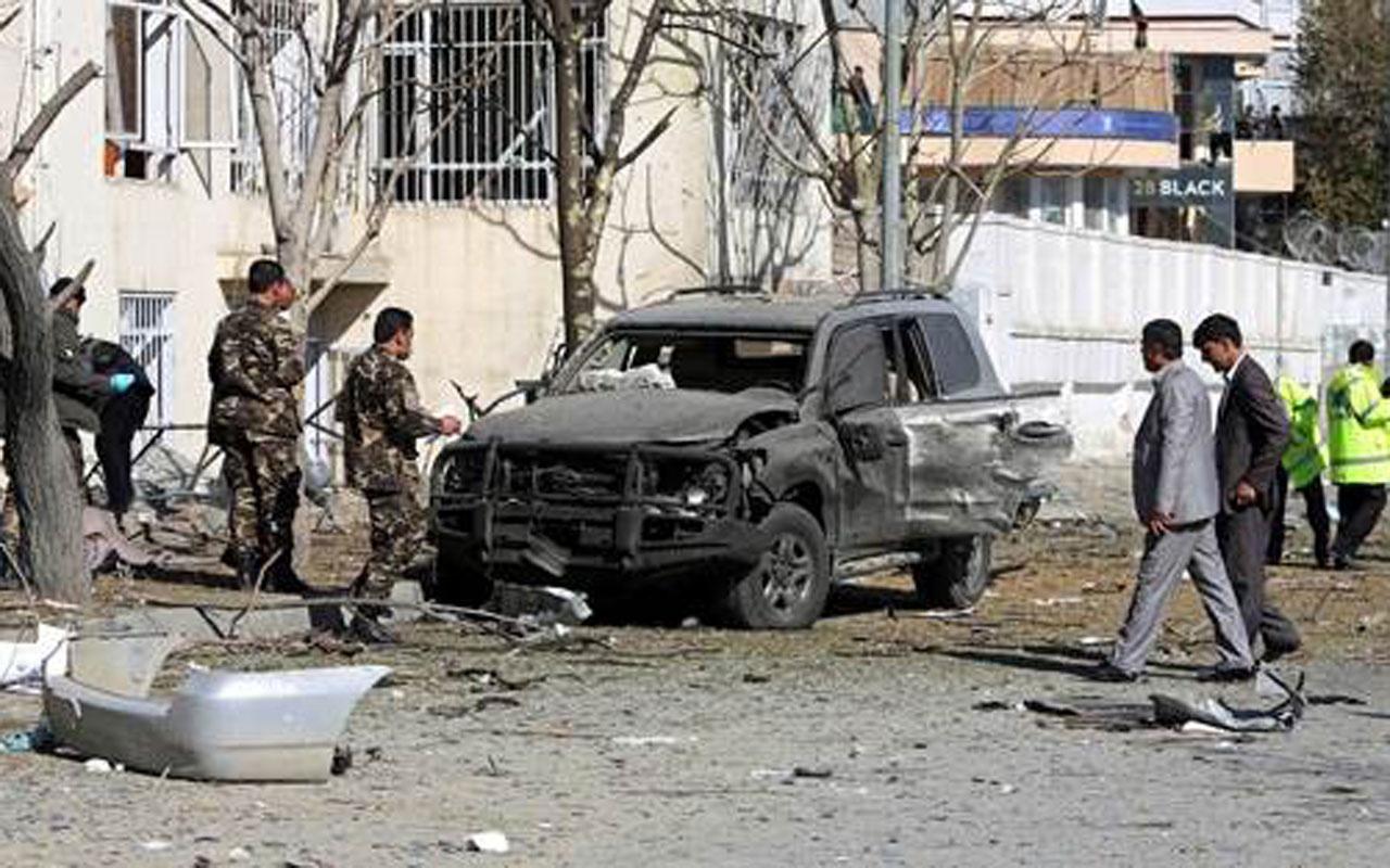 El Bab'da bomba yüklü araçla saldırı düzenlendi