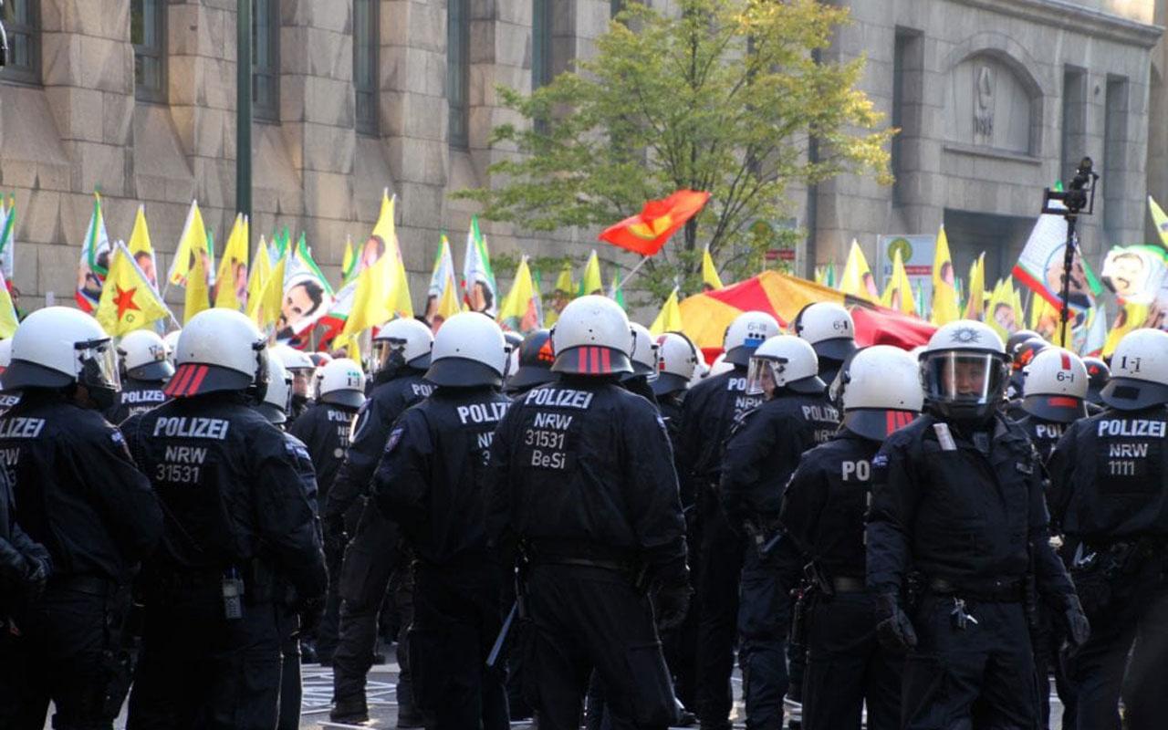 Almanya'da PKK üyesi olmakla suçlanan zanlı hakkında dava açıldı