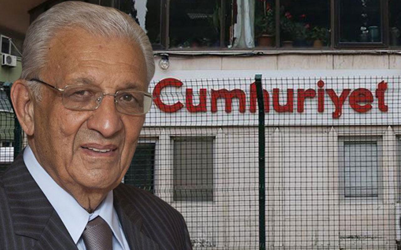 Hala aynı kafa! Cumhuriyet'in patronu Coşkun'dan skandal 27 Mayıs yazısı