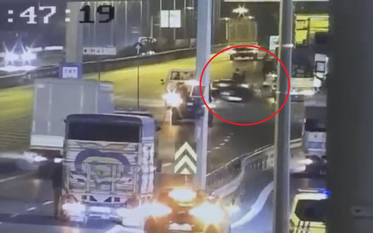 İstanbul'da alkollü sürücü denetleme yapan trafik polisine çarpıp kaçtı