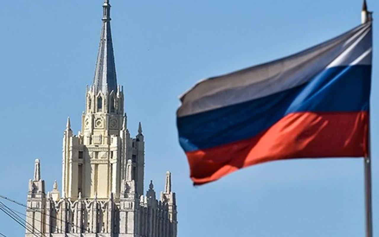 Rusya'dan Ukrayna tepkisi: Bu bizim kırmızı çizgimiz