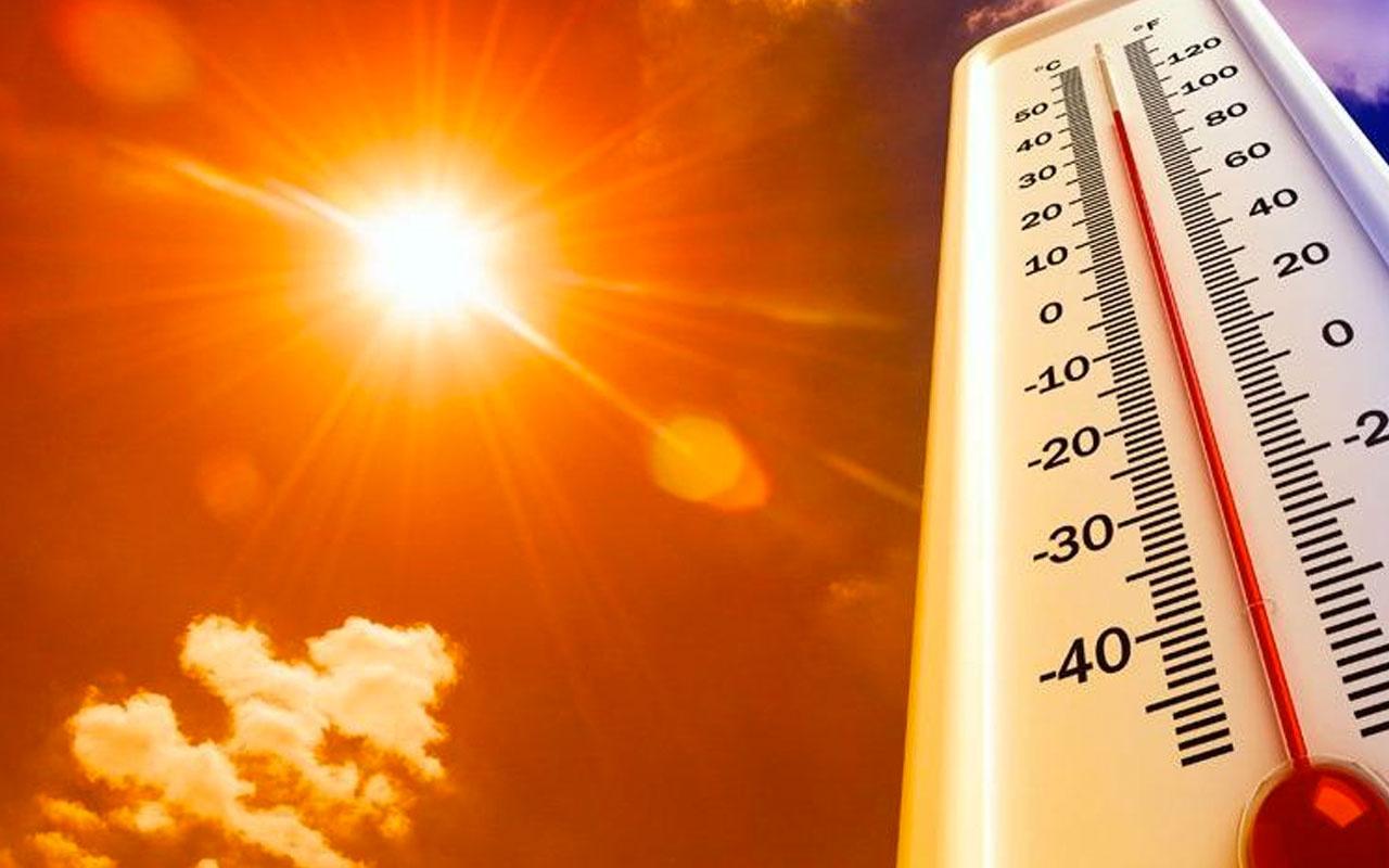 AKOM'dan hava tahminleri İstanbul'da sıcaklılar yarından itibaren artacak