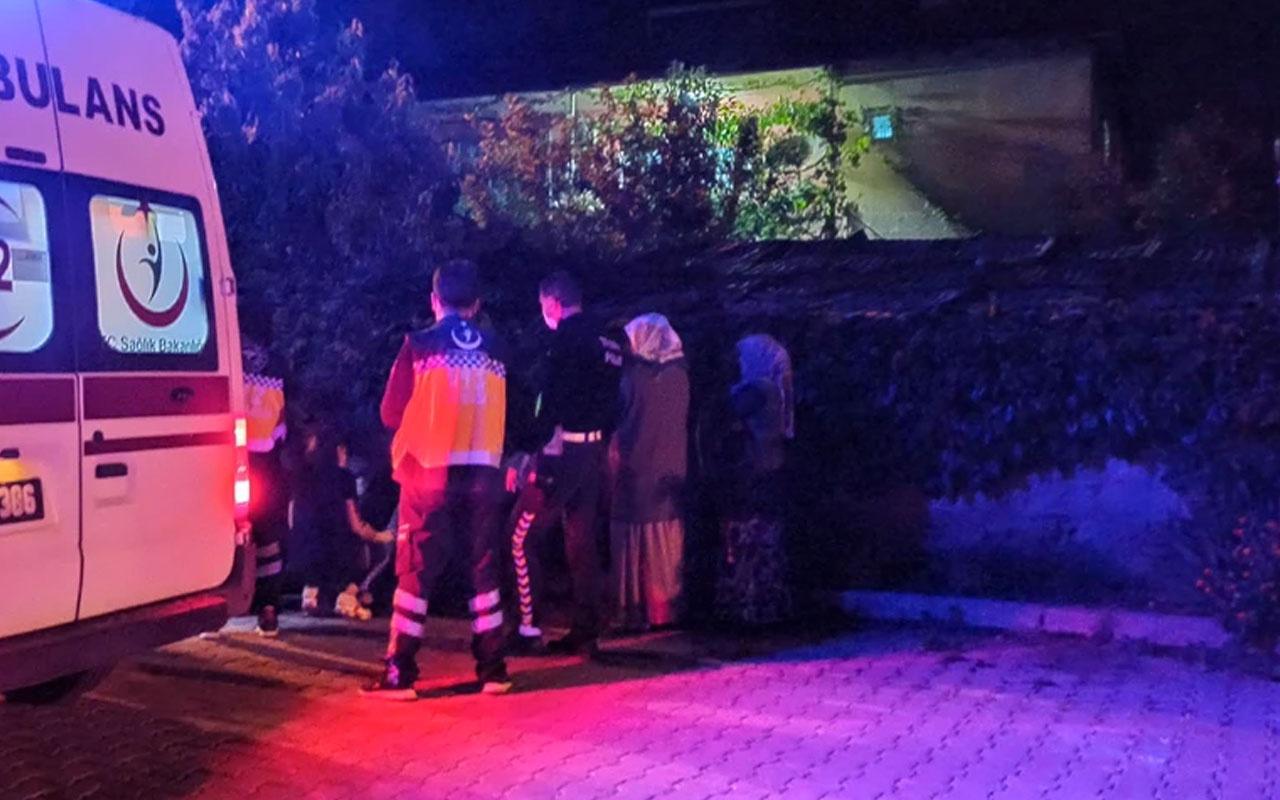 Kahramanmaraş'ta 70 yaşındaki adam tartıştığı oğlunu öldürdü