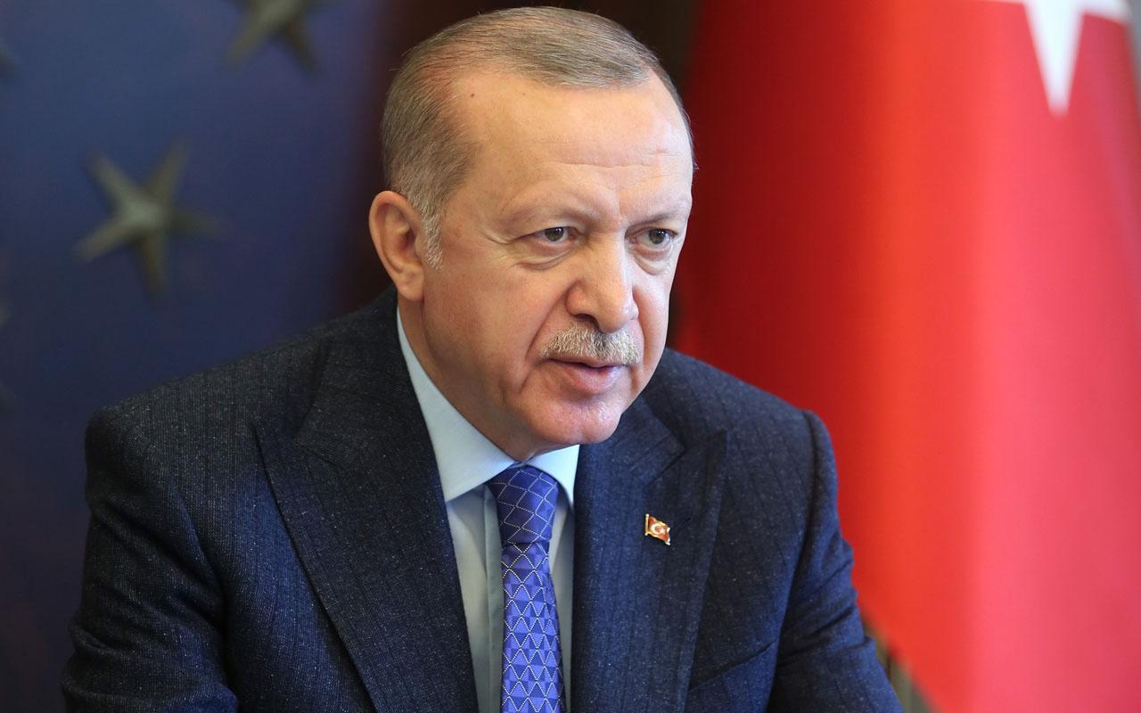 Erdoğan: Yeni bir başarı hikayesi yazacağız