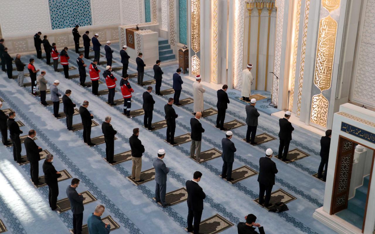 Bayram namazı Ardahan'da kaçta kılınacak? Ardahan bayram namazı saati