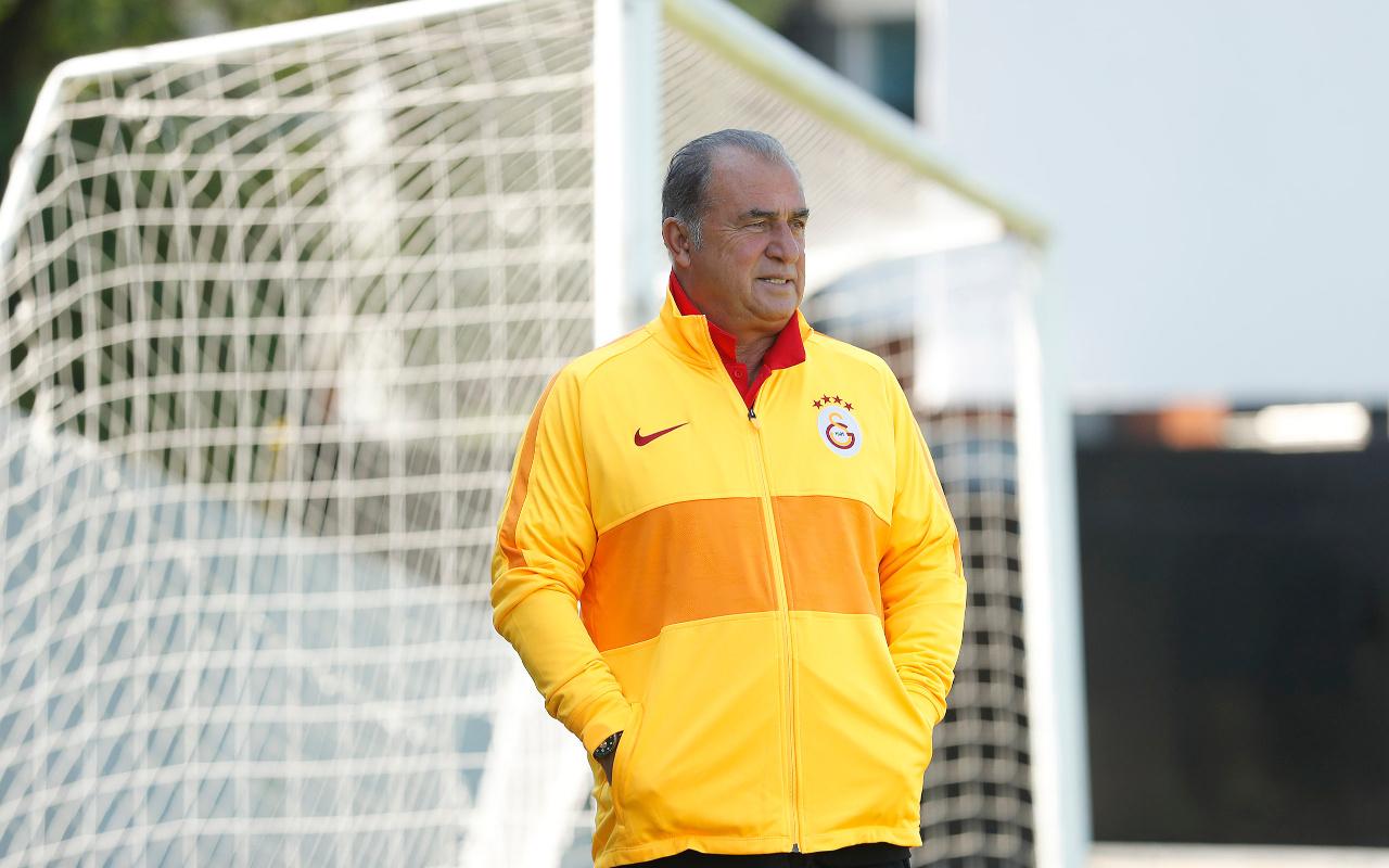 Fatih Terim Antalyaspor karşısında 900. maçına çıktı
