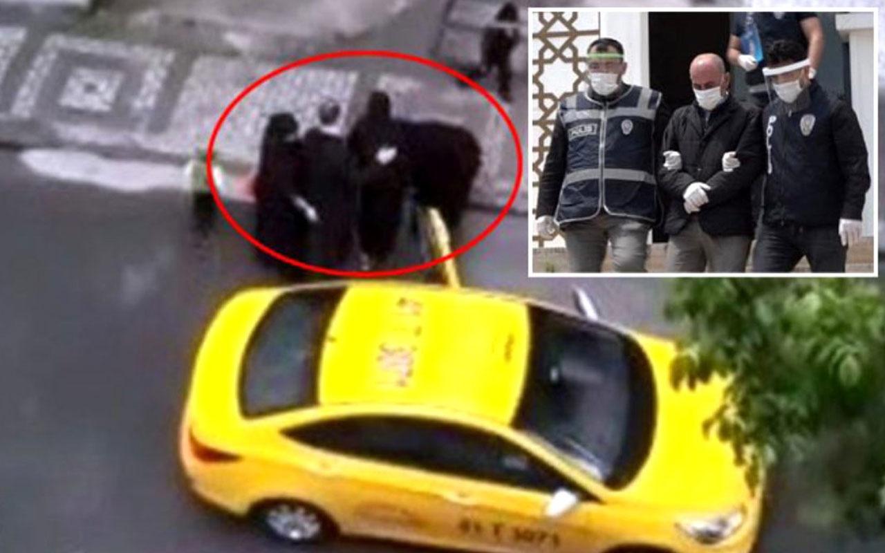 Doğum yapan kadını taksisinden indiren şoföre ev hapsi cezası verildi