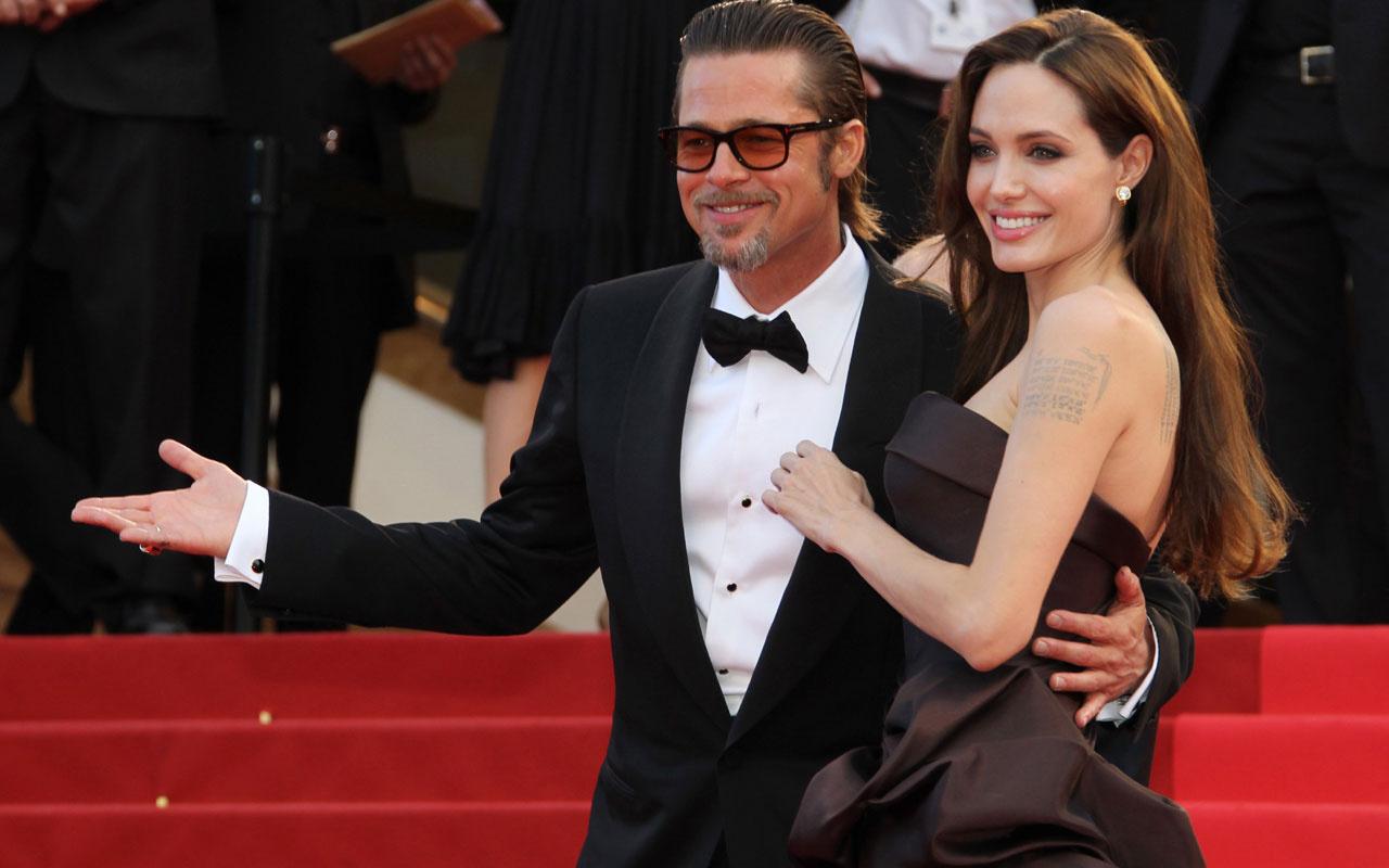 Angelina Jolie ve Brad Pitt'in arası yıllar sonra düzeldi bir araya gelecekler