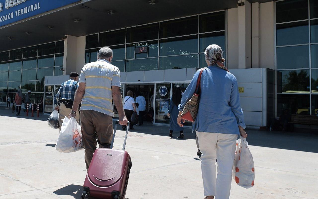 Seyahat izin belgesi alma şartları nelerdir İçişleri Bakanlığı