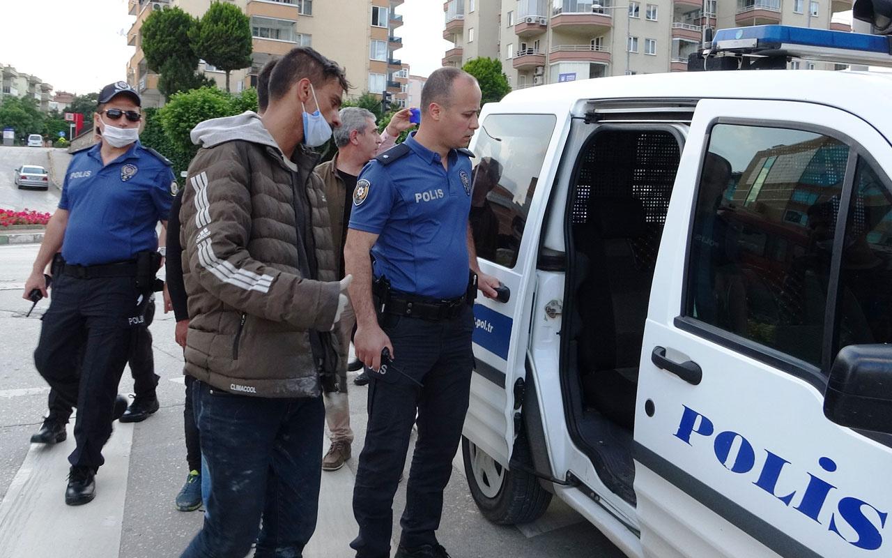 Bursa'da ilginç olay! 500 lirayla intihardan vazgeçti, 3 bin 150 lira ceza yedi