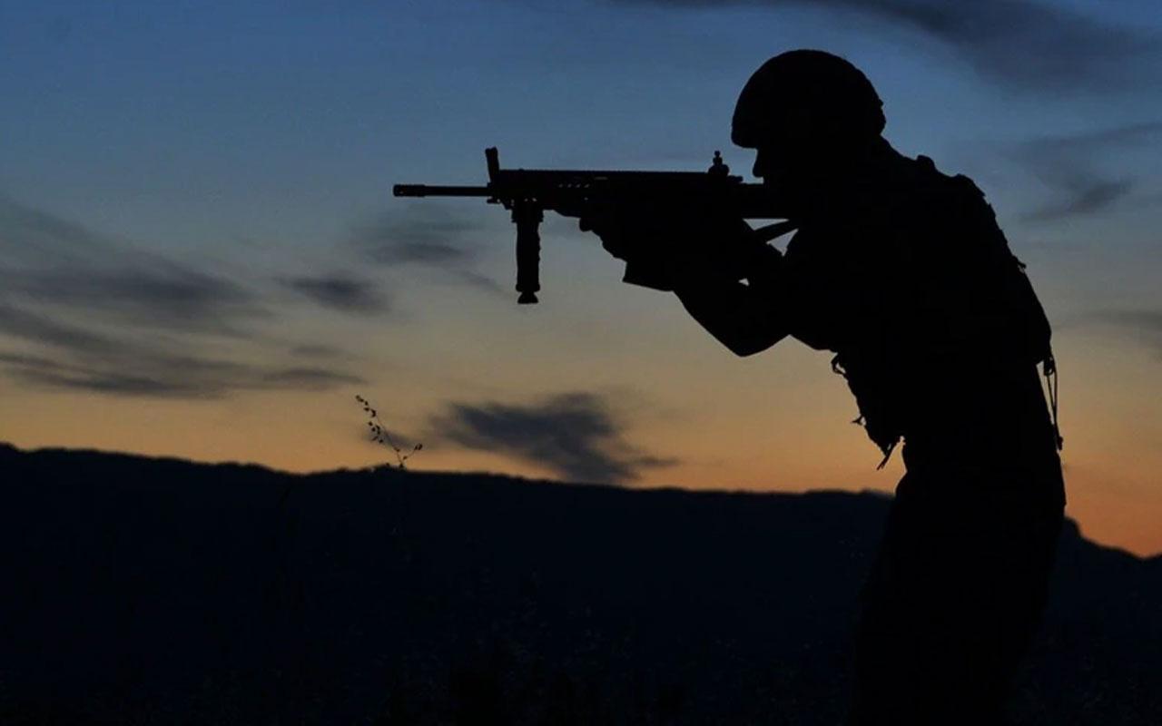 MSB: Barış Pınarı bölgesinde 2 PKK'lı terörist öldürüldü