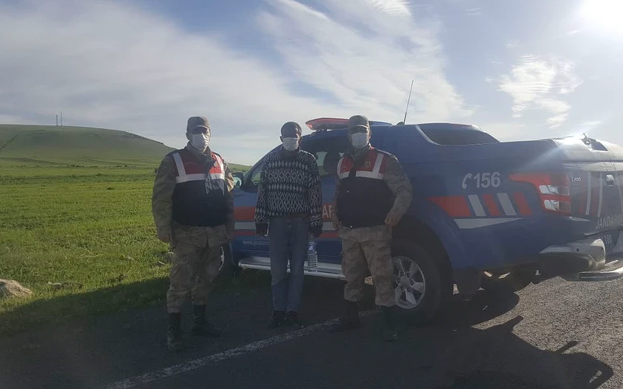 Kars'ta kaybolan zihinsel engelli Erhan Mehmetoğlu bulundu
