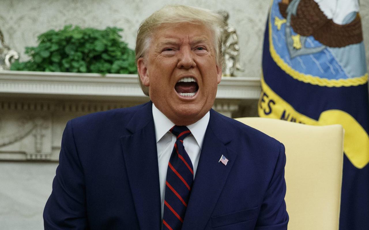 Trump valilerden daha sert tepki vermelerini istedi