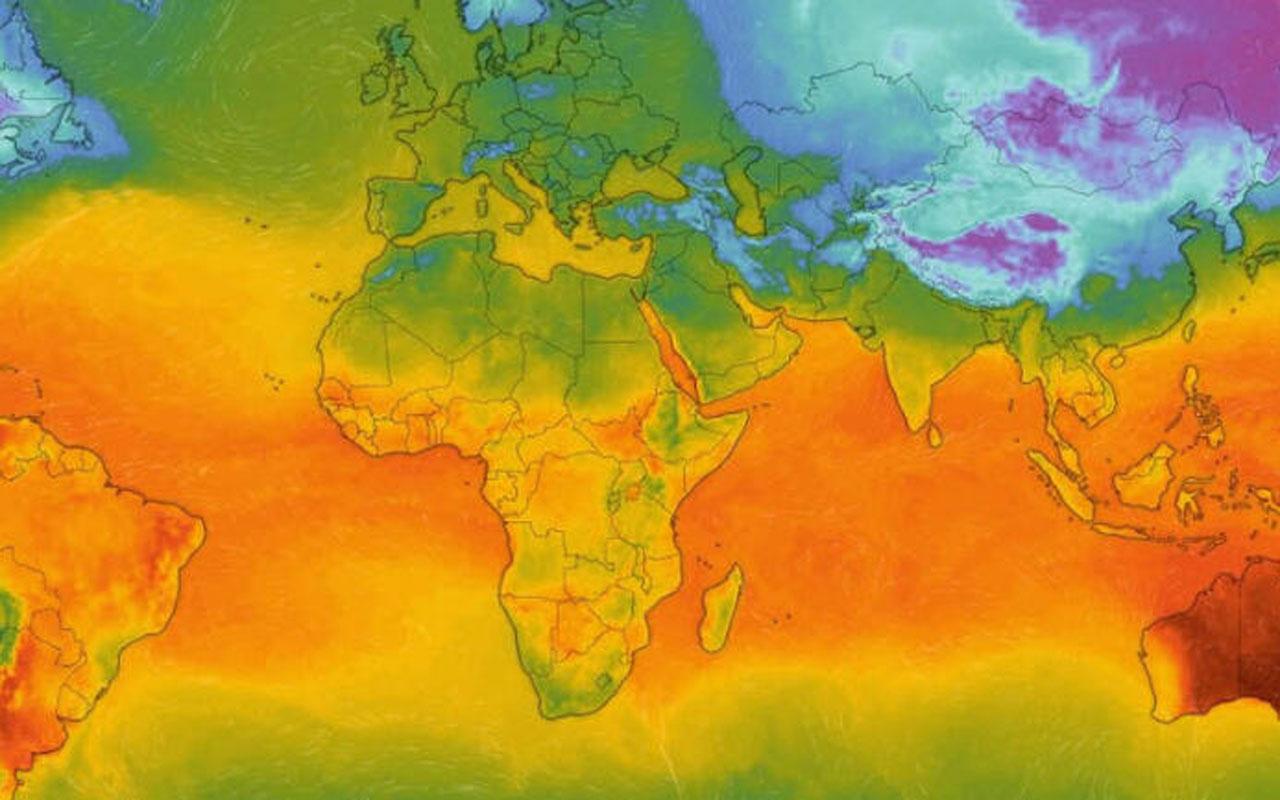 Korona sonrası sıcak felaket kapıdı Dünya meteoroloji örgütü uyardı