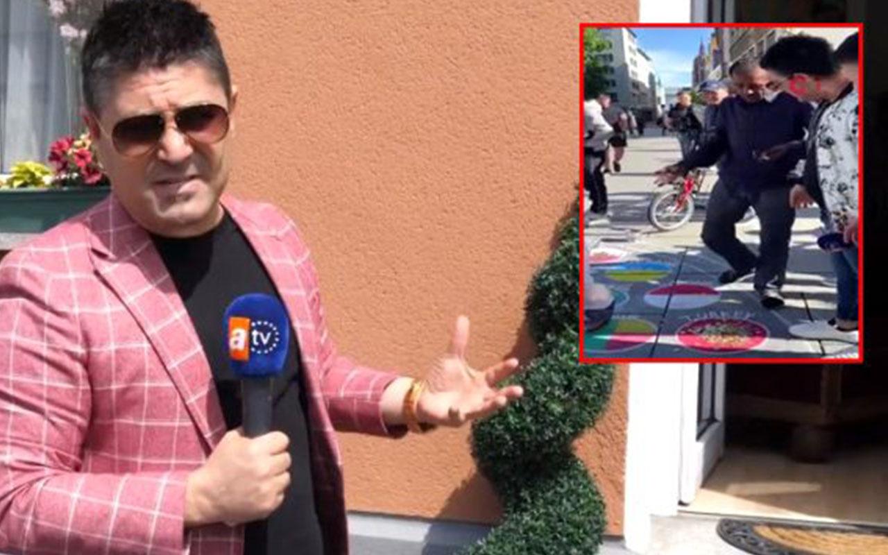 By Kuş'tan Almanya'da Türk bayrağı üzerinde kumar oynama skandalına tepki
