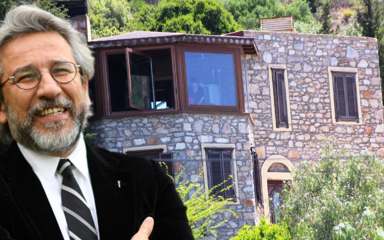 Can Dündar'ın milyon dolarlık villasıyla ilgili karar çıktı! 11 Haziran'da yıkılacak