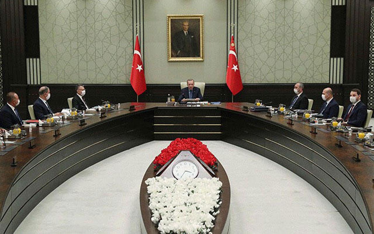Erdoğan başkanlığındaki MGK toplantısı sonrası bildiri yayınlandı