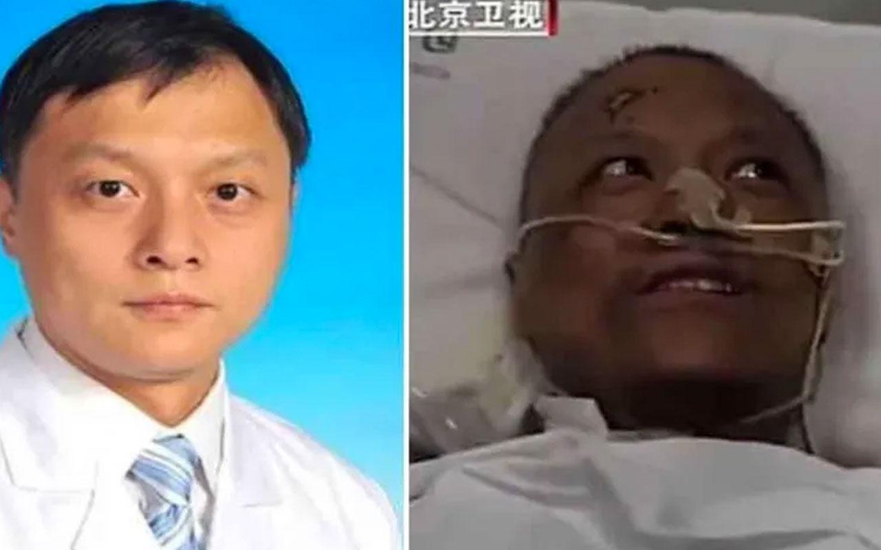 Görüntüsü korkutmuştu! Ten rengi değişen Çinli doktor koronavirüsten öldü