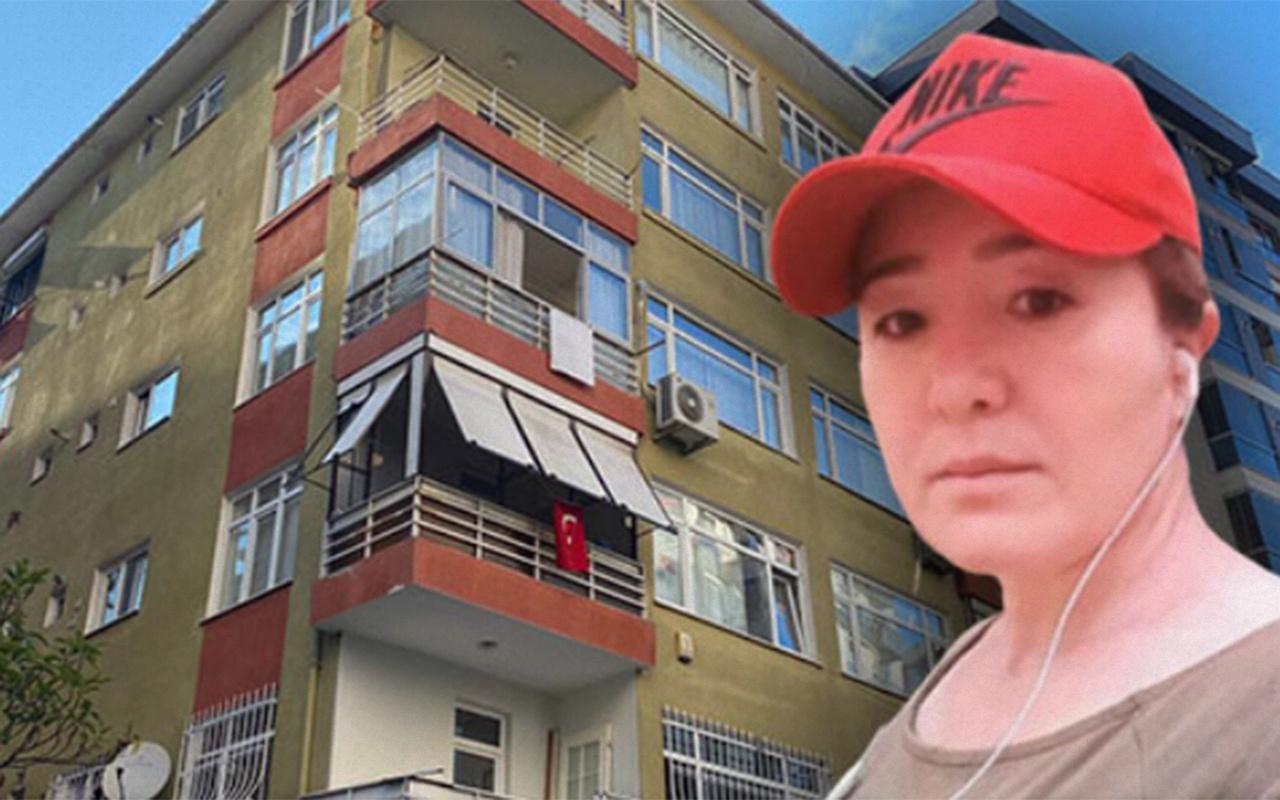İstanbul Kadıköy'de kadın cinayeti Polis gelene kadar başında bekledi