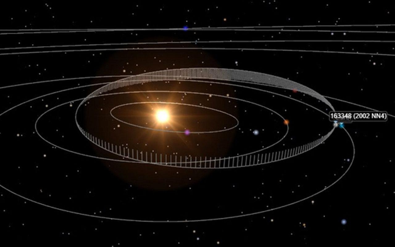 NASA tarih verip uyardı! Çok tehlikeli ve sadece 3 gün kaldı