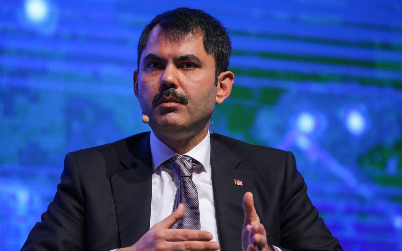 Çevre ve Şehircilik Bakanı Murat Kurum: 4 bin 775 kilometre bisiklet yolu yapacağız