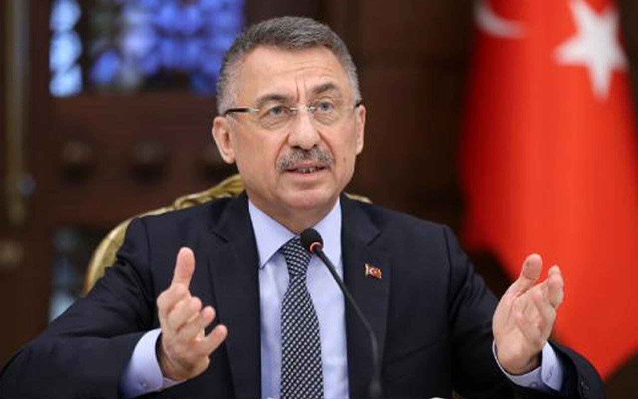 Cumhurbaşkanı Yardımcısı Fuat Oktay: Ermenistan insanlık suçu işliyor