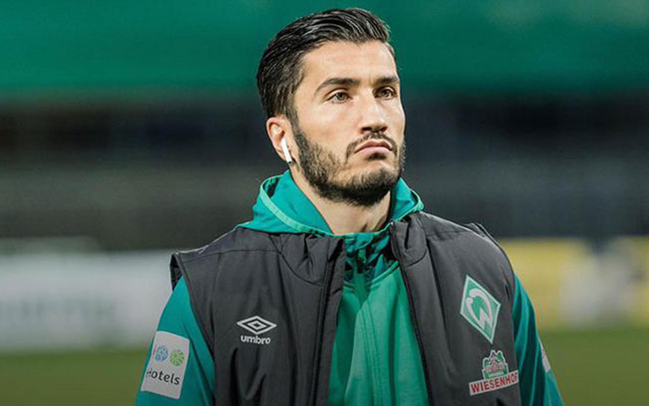 Werder Bremen'den Nuri Şahin açıklaması: Kalçasındaki sakatlık..