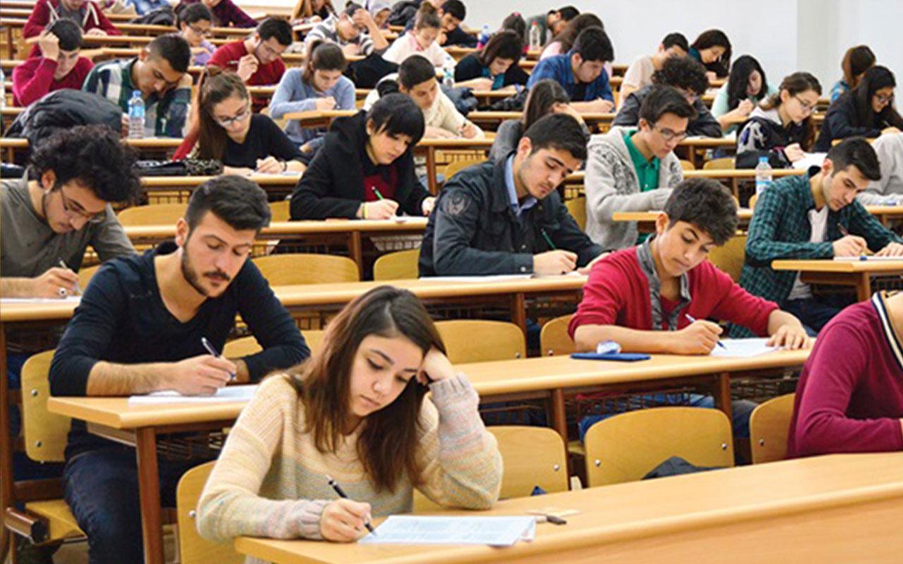 YKS'ye girecek öğrenciler için önemli açıklama