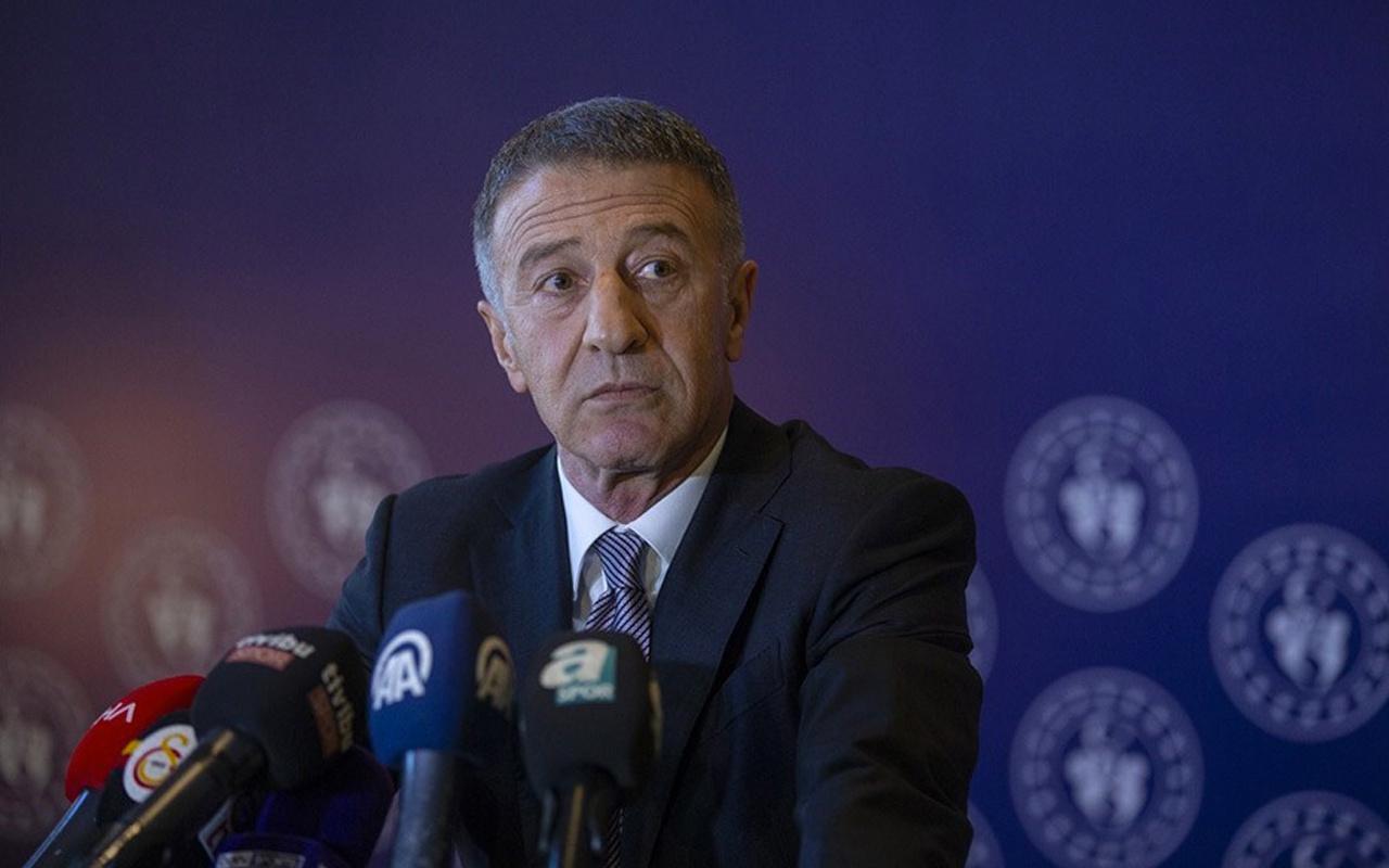Ahmet Ağaoğlu: Hedeflerimiz de potansiyelimiz de büyük