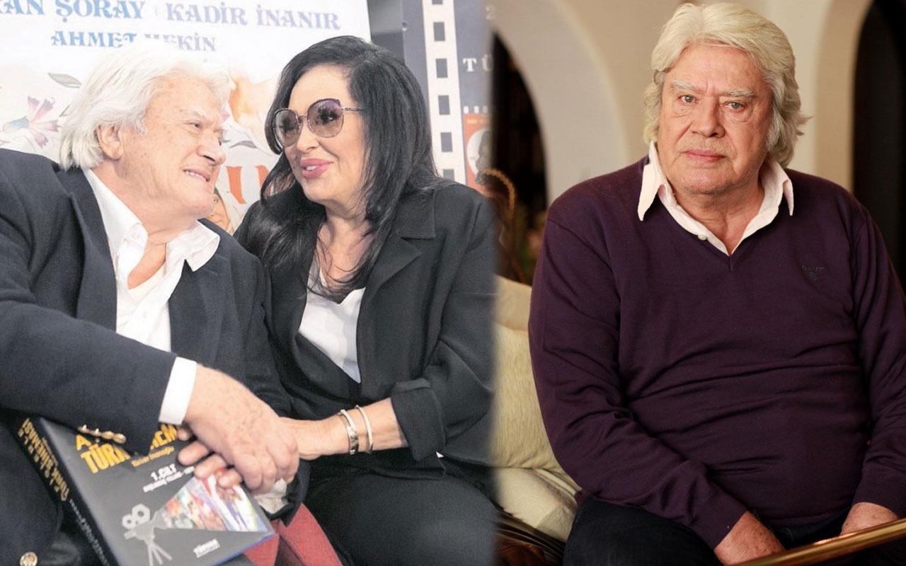 Cüneyt Arkın Türkan Şoray'la anısını anlattı işte meşhur filmin o sahnesinin hikayesi