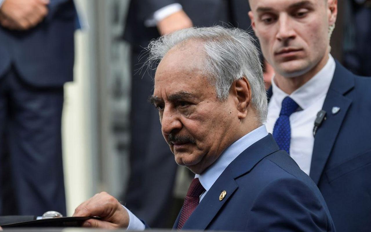 Darbeci Hafter'in milisleri Sirte'den kaçtı