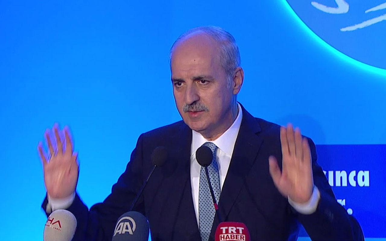 AK Partili Numan Kurtulmuş'tan 'erken seçim' çıkışı