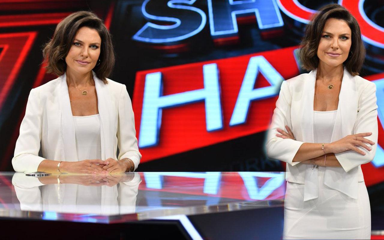 Show TV Ana Haber spikeri Ece Üner isyan etti! 'At imzanı rahatla'