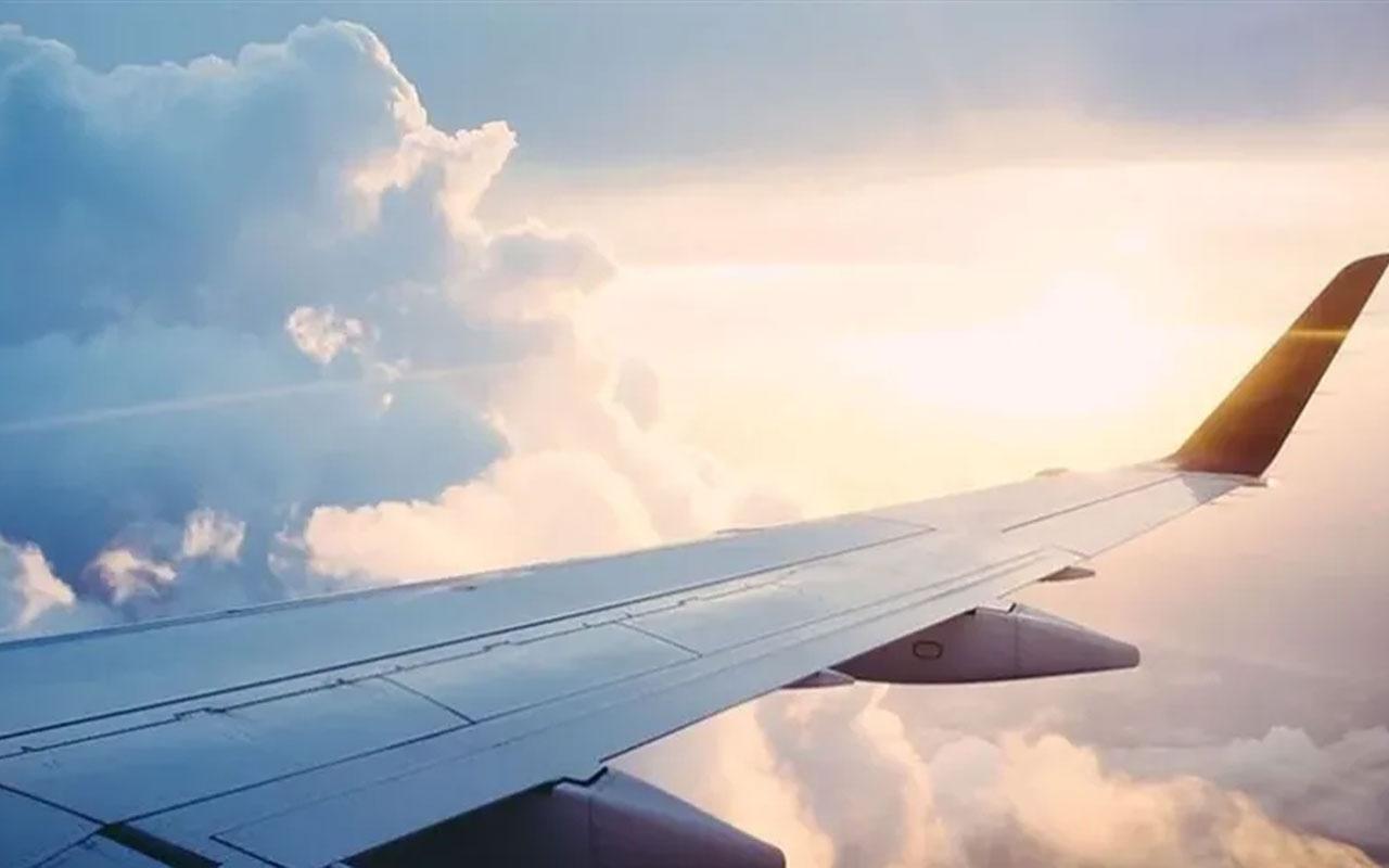 Uçak yolcularına seyahat izin belgesi zorunluluğu kalktı